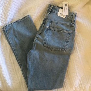 AGOLDE pinch waist jeans 25 NWT